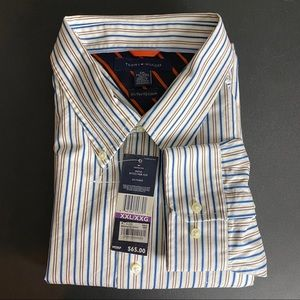 Vintage NWT $65 Tommy Hilfiger Button Down Shirt